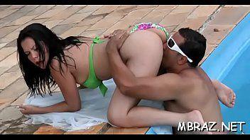 Porno mais votados da brasileirinha transando com homem casado na piscina
